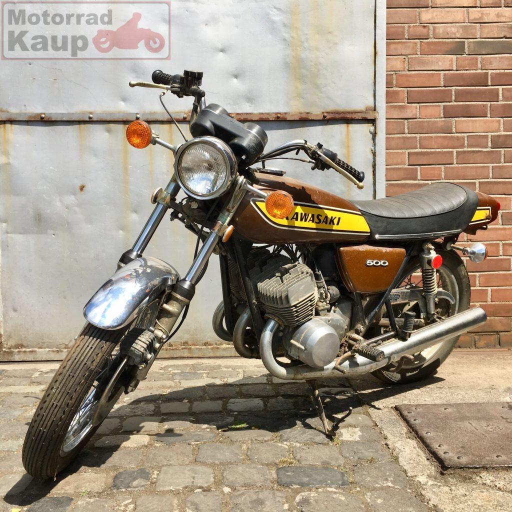 Kawasaki KH500 H1F